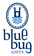 blue bug gifts