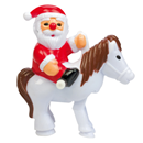 Mini Rider Santa, Display of 12