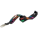 "Lanyard ""Colourful Horses"""