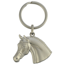 "3D Keyring ""Horse Head with Bridle"""