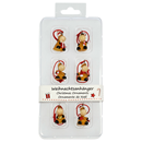 "Christmas Ornaments ""Horses"", Set of 6"