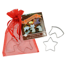 "Cookie Cutter ""Cinnamon Horses"", Set of 3"