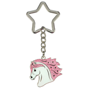 "Keyring ""White Star"", Head"
