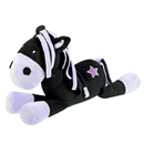 "Plush Horse ""Black Star"""