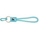 "Cord Keyring ""Mare and Foal"""