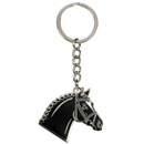 "Keyring ""Horse Head with Bridle"""