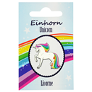 "Lapel Pin ""Unicorn"""