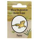 "Lapel Pin ""Bearded Dragon"""