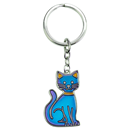 "Mood Keyring ""Cat"""