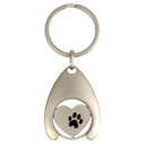 "Coin Holder with Coin ""Heart with Paw"""