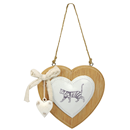 "Heart Ornament ""Cat"", large"
