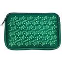 "Neoprene Zipper Bag ""Geckos"""