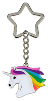 "Keyring ""Unicorn"", Head"