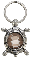"Coin Holder ""Turtle"", silver"