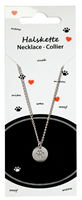"Necklace ""Paw"""