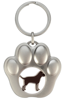 "Coin Holder ""Paw with Dog"""